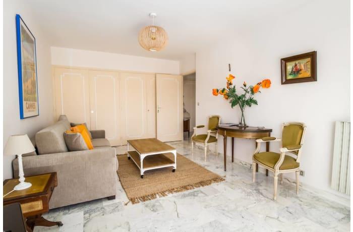 Apartment in La Croisette Terrace, Pointe Croisette - 4