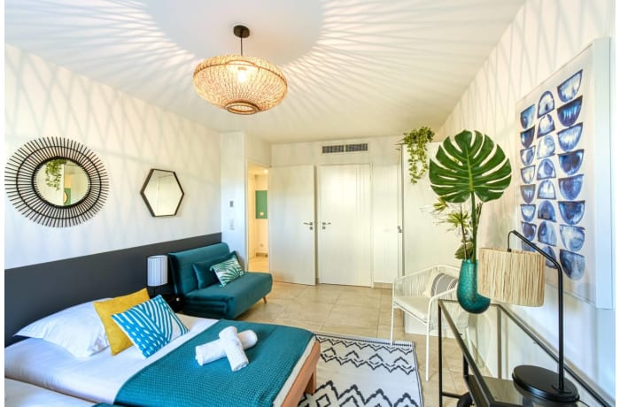 Apartment in Mourre-Rouge, Pointe Croisette - 12