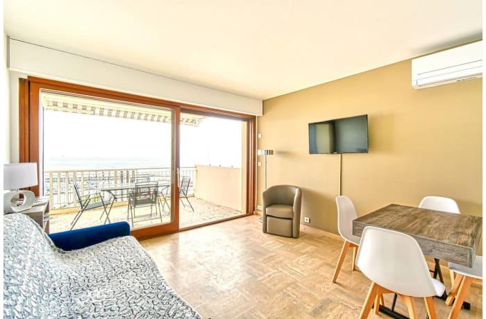 Apartment in Pointe Croisette Terrace, Pointe Croisette - 4