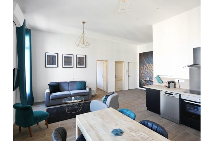 Apartment in Boulevard Carnot, Carnot - 4