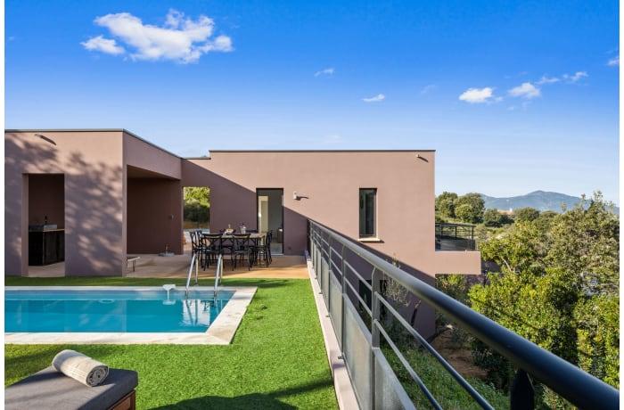 Apartment in Villa Monte Cinto, Grosseto-Prugna - 2