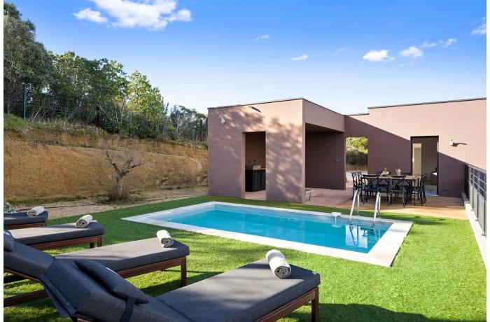 Apartment in Villa Monte Cinto, Grosseto-Prugna - 3