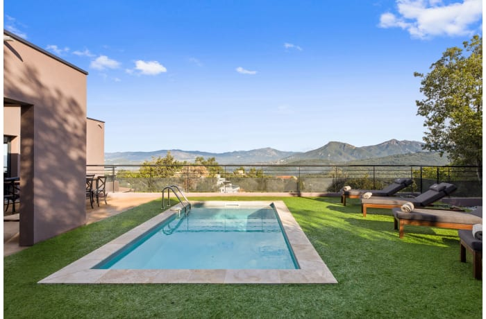 Apartment in Villa Monte Rotondo, Grosseto-Prugna - 4