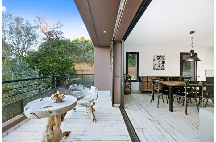 Apartment in Villa Paglia Orba, Grosseto-Prugna - 36