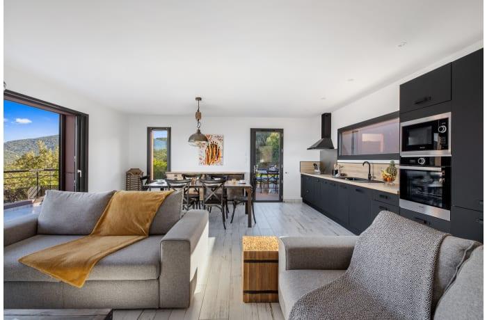 Apartment in Villa Paglia Orba, Grosseto-Prugna - 1