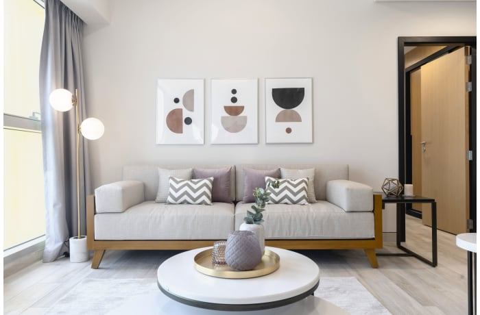 Apartment in Arjan Miracle IV, Al Barsha South - 0