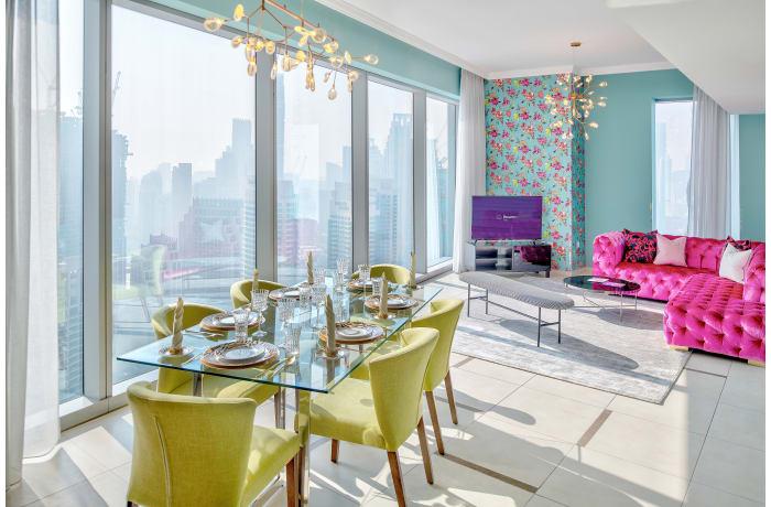 Apartment in Burj Skyline View, Downtown Dubai - 2