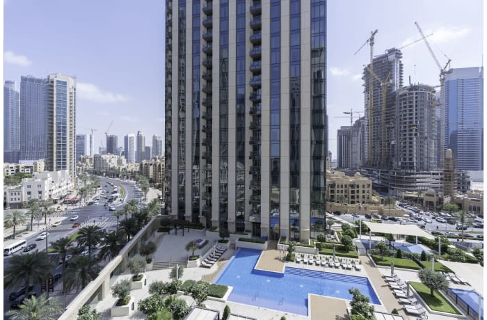 Apartment in Claren Boulevard, Downtown Dubai - 22