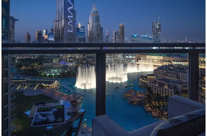 Apartment in Residence Tower, Downtown Dubai - 11