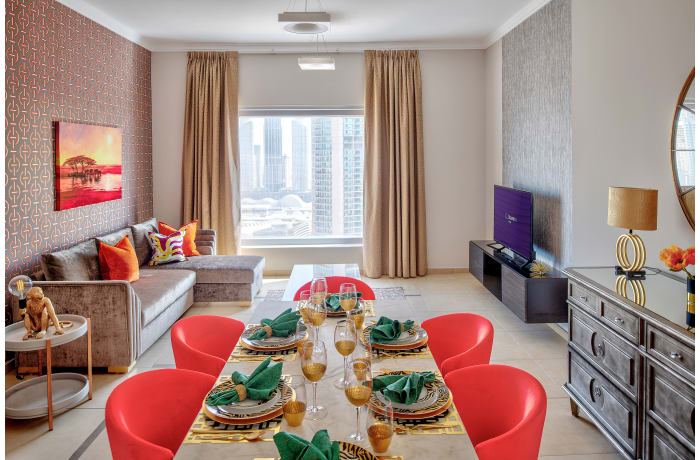 Apartment in Burj Gate Skyline V, Dubai International Financial Center - 4