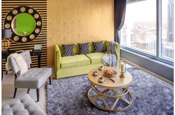 Apartment in Burj Gate Skyline VI, Dubai International Financial Center - 2