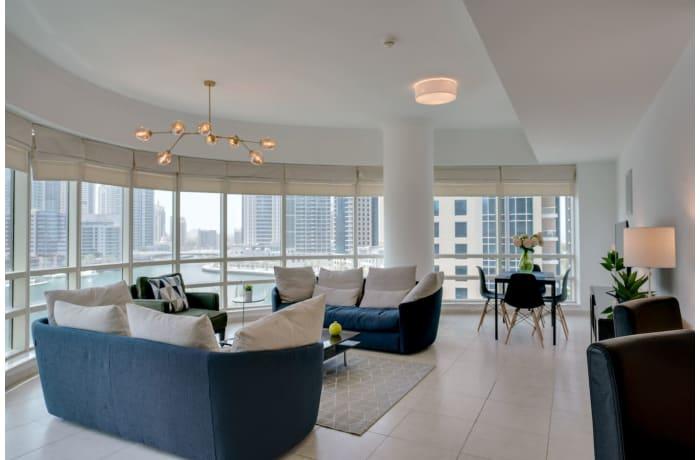 Apartment in Al Sahab Marina, Dubai Marina - 1