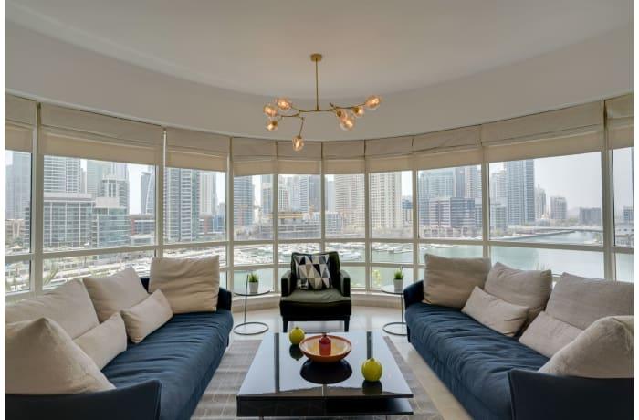 Apartment in Al Sahab Marina, Dubai Marina - 2
