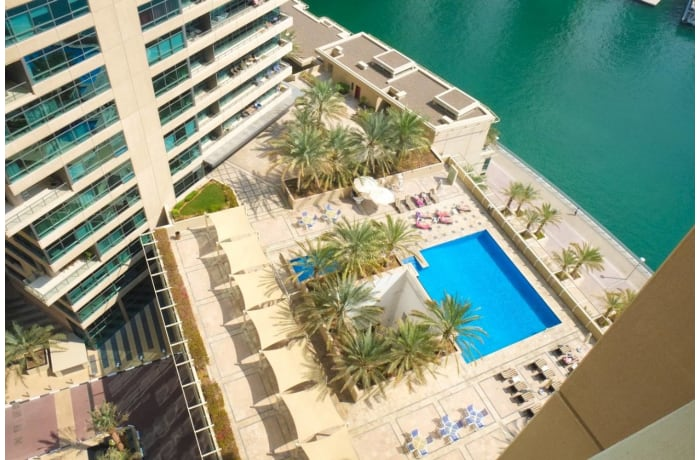 Apartment in Al Sahab Marina, Dubai Marina - 16
