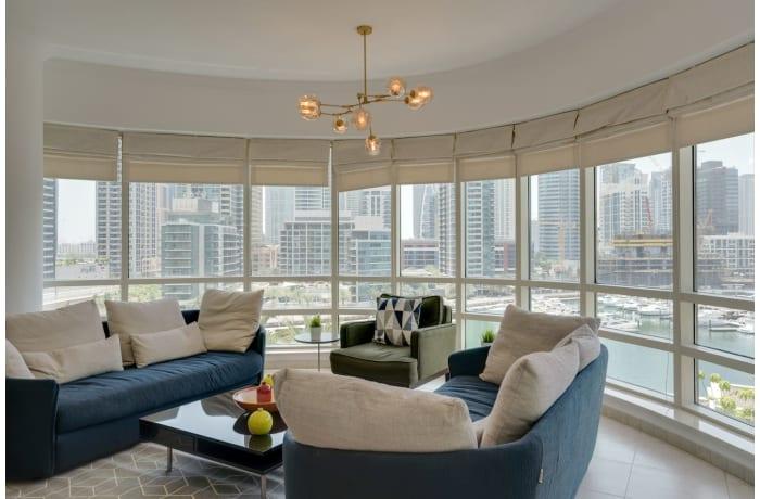 Apartment in Al Sahab Marina, Dubai Marina - 0