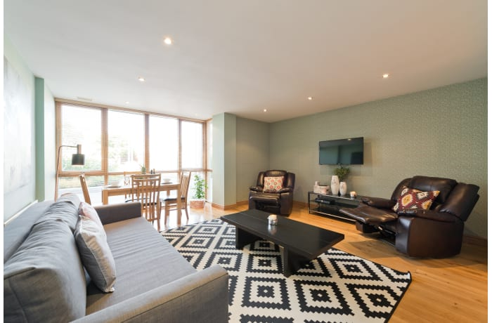 Apartment in Spacious Grand Canal I, City Centre - 2