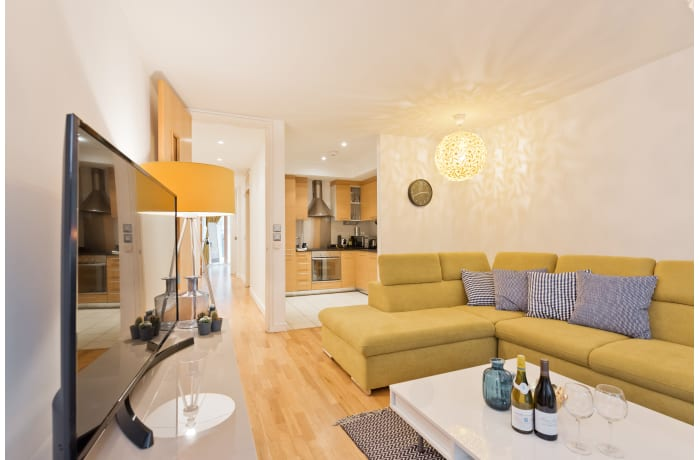 Apartment in Lovely Riverside II, Grand Canal Dock - 5