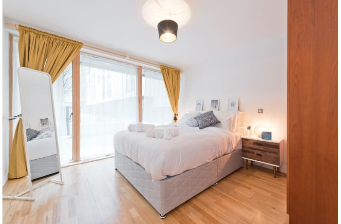 Apartment in Lovely Riverside II, Grand Canal Dock - 10