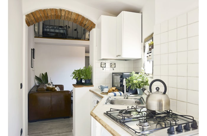 Apartment in Alberti -San Lorenzo, San Niccolo - 6