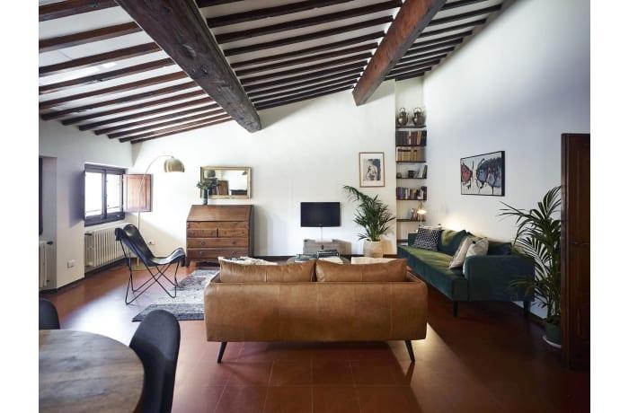Apartment in Pitti Gardens, San Niccolo - 2