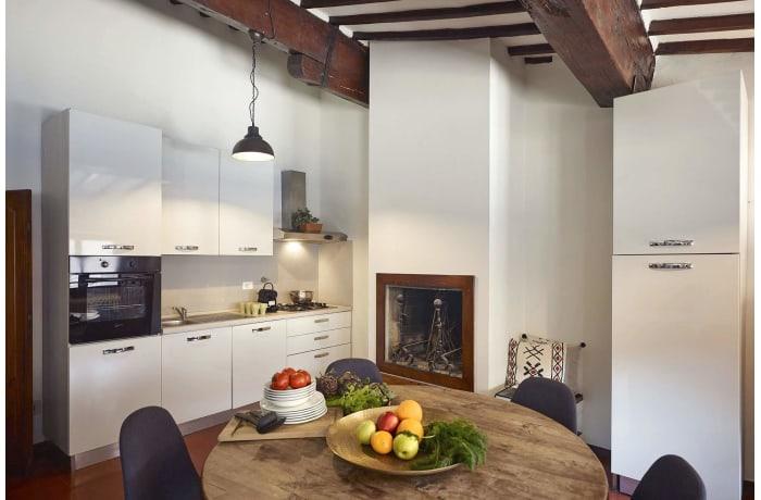 Apartment in Pitti Gardens, San Niccolo - 12