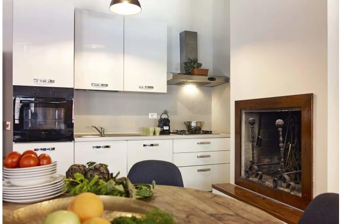 Apartment in Pitti Gardens, San Niccolo - 14