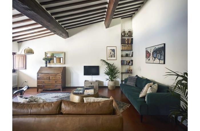 Apartment in Pitti Gardens, San Niccolo - 3