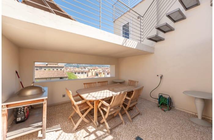 Apartment in Penthouse Hilife, Santa Maria Novella - 41