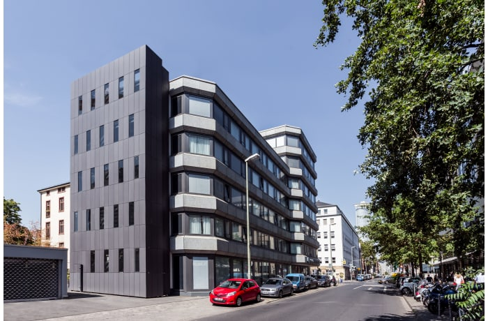 Apartment in Junior Gutleut II, Bahnhofsviertel - 0