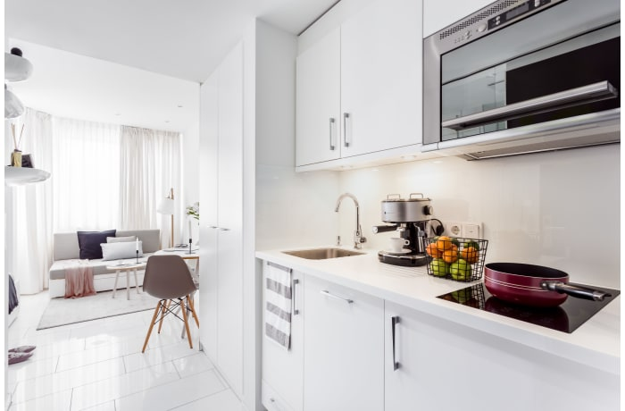 Apartment in Junior Gutleut III, Bahnhofsviertel - 2