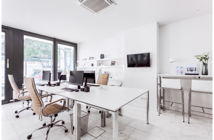 Apartment in Studio Gutleut I, Bahnhofsviertel - 11