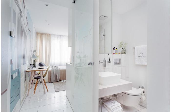 Apartment in Studio Gutleut III, Bahnhofsviertel - 3