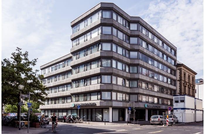 Apartment in Studio Gutleut III, Bahnhofsviertel - 0