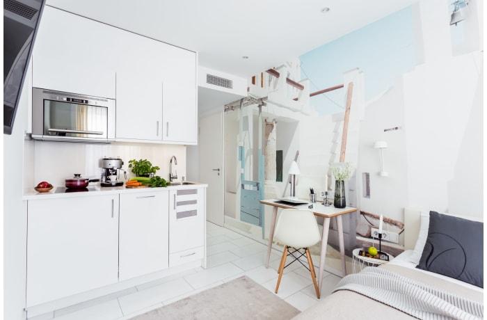 Apartment in Studio Gutleut III, Bahnhofsviertel - 1