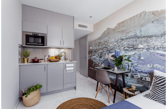 Apartment in Studio Gutleut III, Bahnhofsviertel - 7