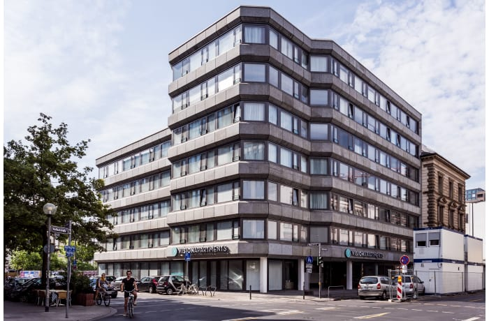 Apartment in Studio Gutleut IV, Bahnhofsviertel - 0