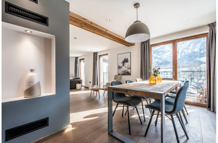 Apartment in Ruby, Argentiere - 7