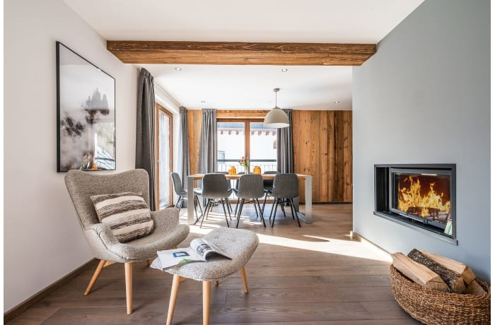 Apartment in Ruby, Argentiere - 5