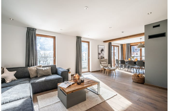 Apartment in Ruby, Argentiere - 1