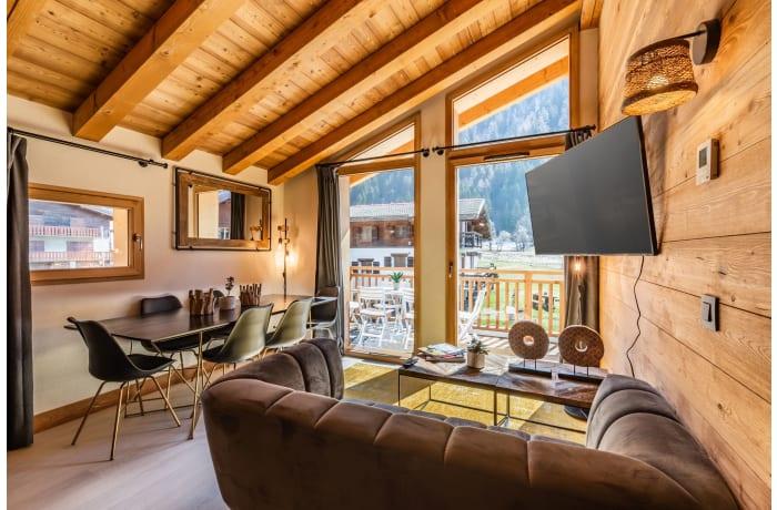 Apartment in Sapelli, Argentiere - 1