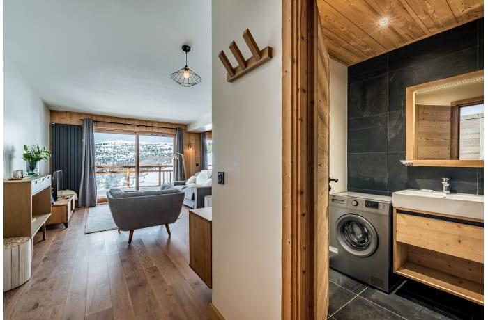 Apartment in Fagus, Huez - 45