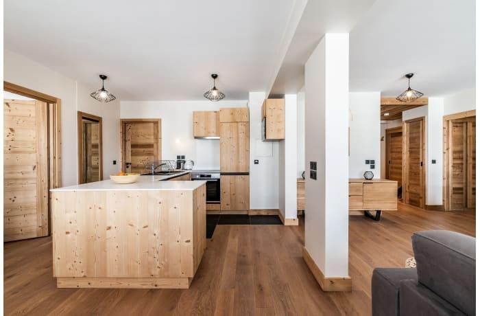 Apartment in Fagus, Huez - 8