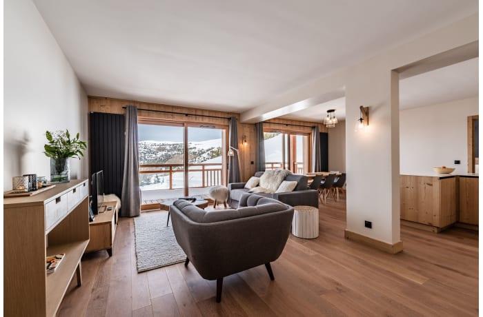 Apartment in Fagus, Huez - 1