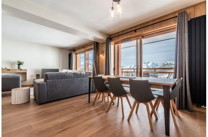 Apartment in Fagus, Huez - 5