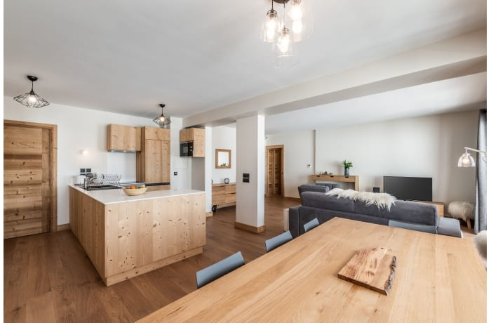 Apartment in Fagus, Huez - 7