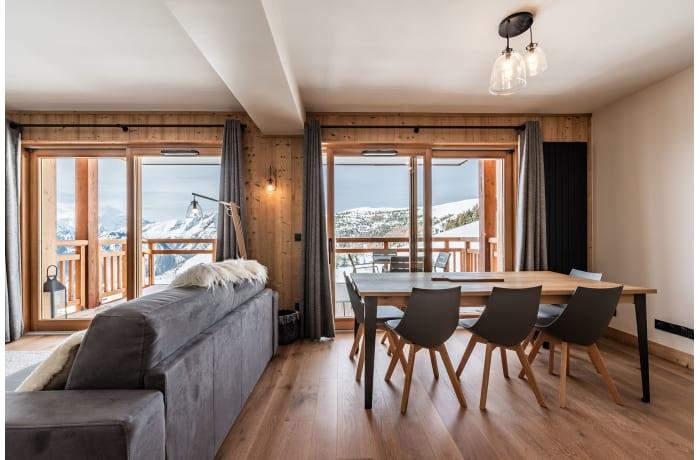 Apartment in Fagus, Huez - 4