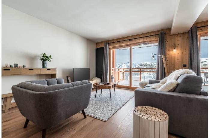 Apartment in Fagus, Huez - 2