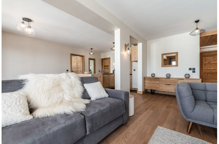 Apartment in Fagus, Huez - 0