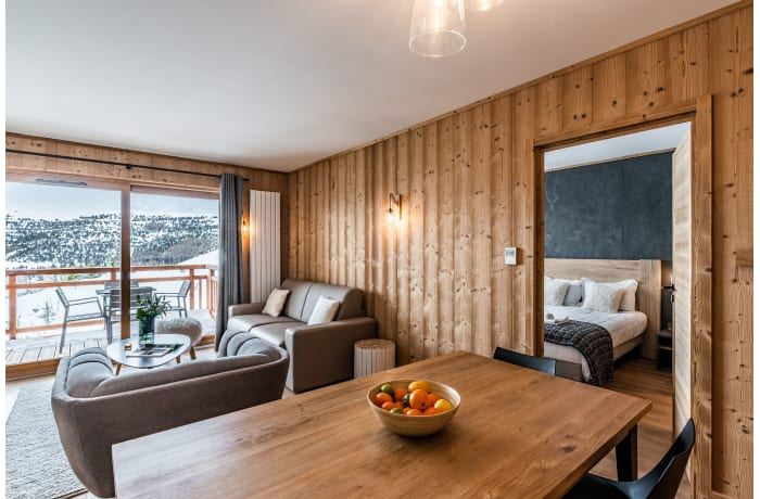 Apartment in Thuja, Huez - 31