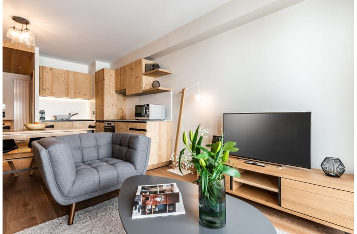 Apartment in Thuja, Huez - 0